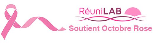 RéuniLAB soutient Octobre Rose
